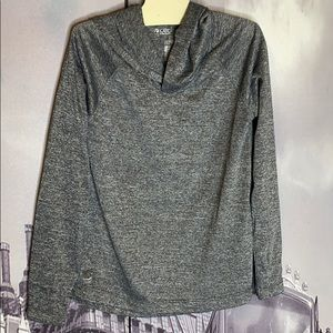 Ideaology gray hoodie